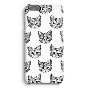 iPhone 6 Plus Full Print Case (Glossy) - Kitten
