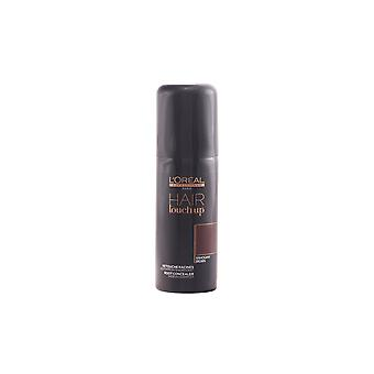 L'oreal Expert Professionnel Hair Touch Up Root Concealer Mahog Brown 75ml New