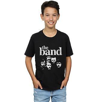 La Band Boys teste Mono t-shirt