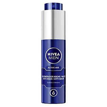 Nivea Active Age Night Regenerator Moisturiser 50 ml