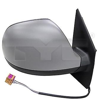 Right Mirror (Electric Heated Primed Cover) For VW MULTIVAN Mk VI 2015-2019