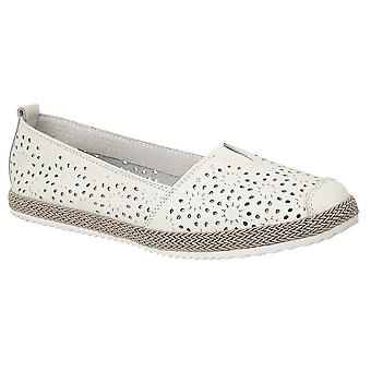 Boulevard Womens/Ladies Action Leather Casual Shoe
