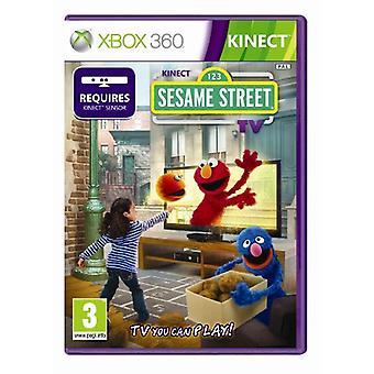Kinect-Sesamstraße TV (Xbox 360)