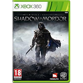 Middle-Earth Shadow of Mordor (Xbox 360)