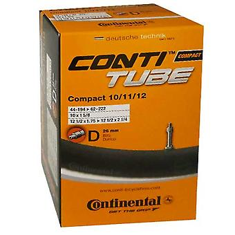 Continental bicycle tube Conti TUBE compact 12