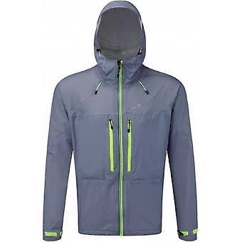 Trail Tempest Jacket Granite/Green Mens