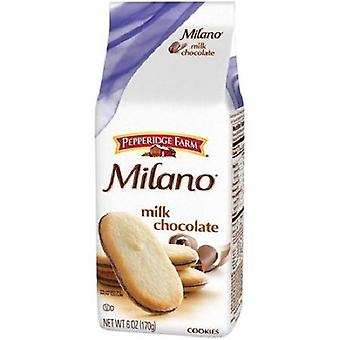 Pepperidge Farm Milano Milk Chocolate Cookies