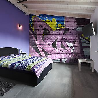 Tapete - Streetart - graffiti