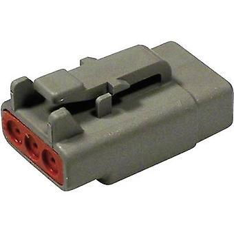 TE Connectivity DTM 06-3 S