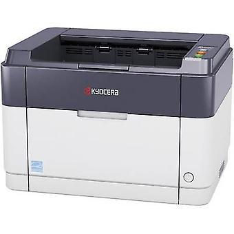 Kyocera FS-1061DN Monochrome laser printer A4 25 p/min 1800 x 600 dpi Duplex, LAN