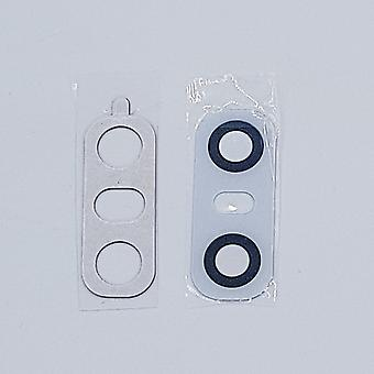 Back camera Glass Lens for the LG G6-silver-including tape