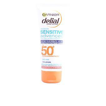 Delial sensível avançada Anti-envejecimiento Spf50 + 100ml Unisex