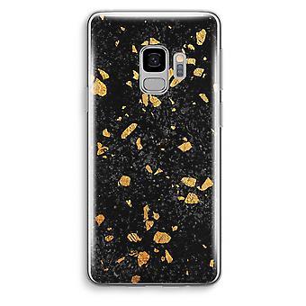 Samsung Galaxy S9 Transparent Case (Soft) - Terrazzo N°7