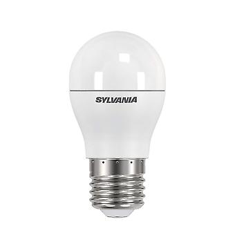 1 x Sylvania ToLEDo Ball Dimmable E27 V3 5.6W Homelight LED 470lm [Energy Class A+]