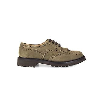 CHURCH'S PLOWDEN MUD LACE UP
