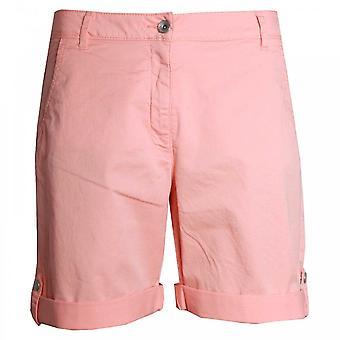 Betty Barclay Women's Soft Cotton Turnover Shorts