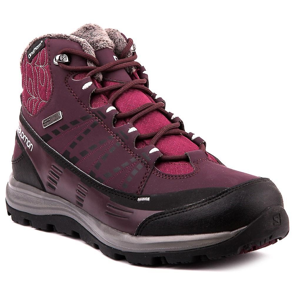 chaussures femmes 2 23 L39059200 Salomon Kaina CS imperméables