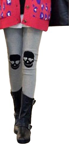 Waooh - Fashion - Legging skull motif