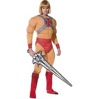 He Man/Prince Adam Costume.  Chest 42