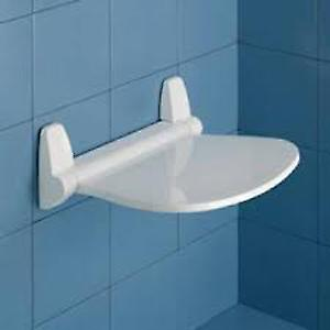 Sound Shower Seat White 228202
