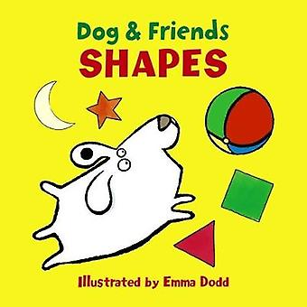 Dog & Friends - Shapes by Emma Dodd - 9781861478443 Book