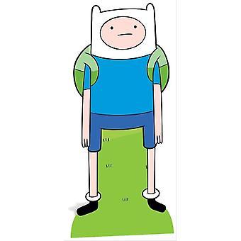 Finn from Adventure Time Cardboard Cutout / Standee / Standup