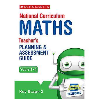 Matemáticas - años 3-4 por Paul Hollin - libro 9781407160269