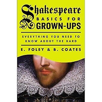 Shakespeare Basics voor volwassenen: alles wat u moet weten over de Bard