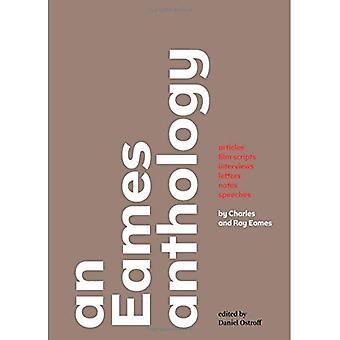 En Eames antologi: Artiklar, filmmanus, intervjuer, brev, anteckningar och anföranden