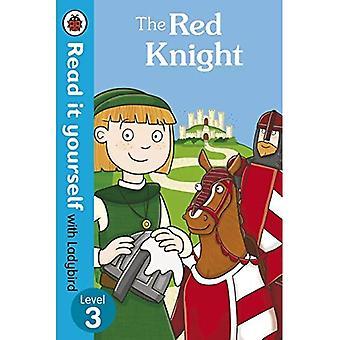 De Rode Ridder - Lees het zelf met lieveheersbeestje: niveau 3 (Lees het zelf niveau 3)
