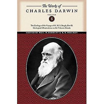 Las obras de Charles Darwin: la geología del viaje del H. M. S.