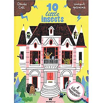 10 Little Insects