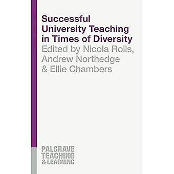 Successful University Teaching�in Times of Diversity�(Palgrave Teaching and�Learning)
