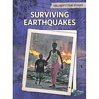 Sopravvivere terremoti (storie vere di bambini: calamità naturali)