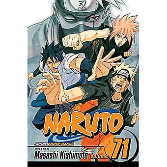 Naruto volumen 71