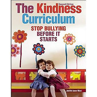Le Curriculum de gentillesse: Stop Bullying avant qu'elle commence