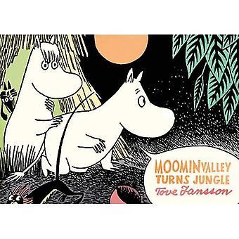 Mumindalen blir djungel