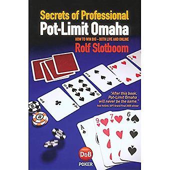 Geheimen van professionele Pot-Limit Omaha: hoe om te winnen groot, zowel Live als Online