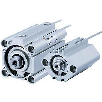 SMC Cq2B32Tf-10Dcz cylindre Compact Double action simple tige
