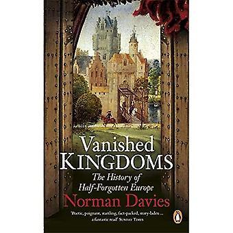 Królestw: Historia Europy wpół zapomniane