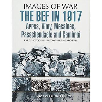 BEF 1917: Arras, Vimy, Messines, Passchendaele och Cambrai: sällsynta fotografier från krigstida Arkiv