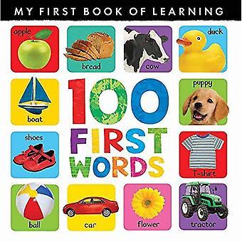 100 eerste woorden (mijn eerste)
