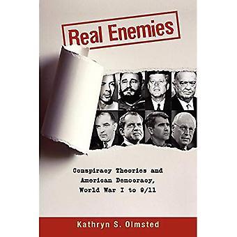 Echte Gegner: Verschwörungstheorien und amerikanische Demokratie, Weltkrieg, 9/11