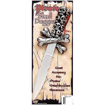 Pirate Skull Dagger