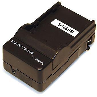 AC/DC Battery Charger for Canon BP-970G BP970G BP-950G BP950G BP-945 BP-915 XL1 XL2 XL1 GL2 XM2 XL-H1 XL1S