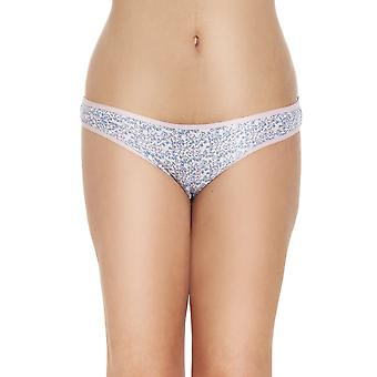 Camille Camille Womens Four Pack Mixed Mini Briefs