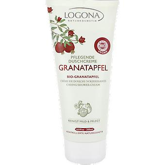 Logona Pomegranate shower cream + Q10 200 ml