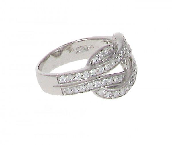 Cavendish French Entwined Forever Ring