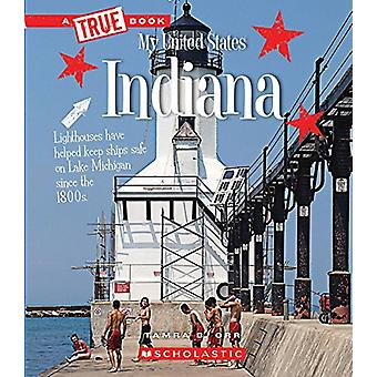 Indiana by Tamra Orr - 9780531231647 Book