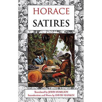 Satires by Horace - John Svarlien - David Mankin - 9781603848459 Book